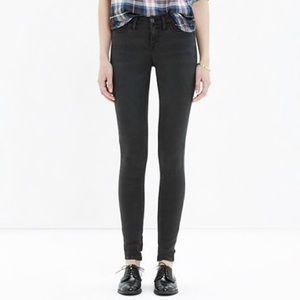 Madewell   Black Legging Style Jeans